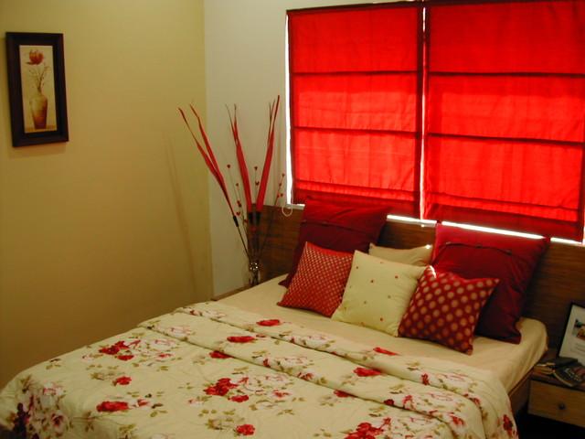 Ruchika contemporary-bedroom