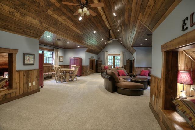 Rush Lake 1 Bunk Room