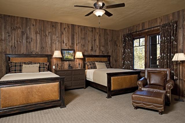 Rustic Bedroom rustic-bedroom
