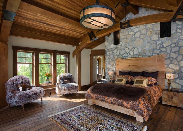 Rustic Bedroom Rustic Bedroom Other Houzz