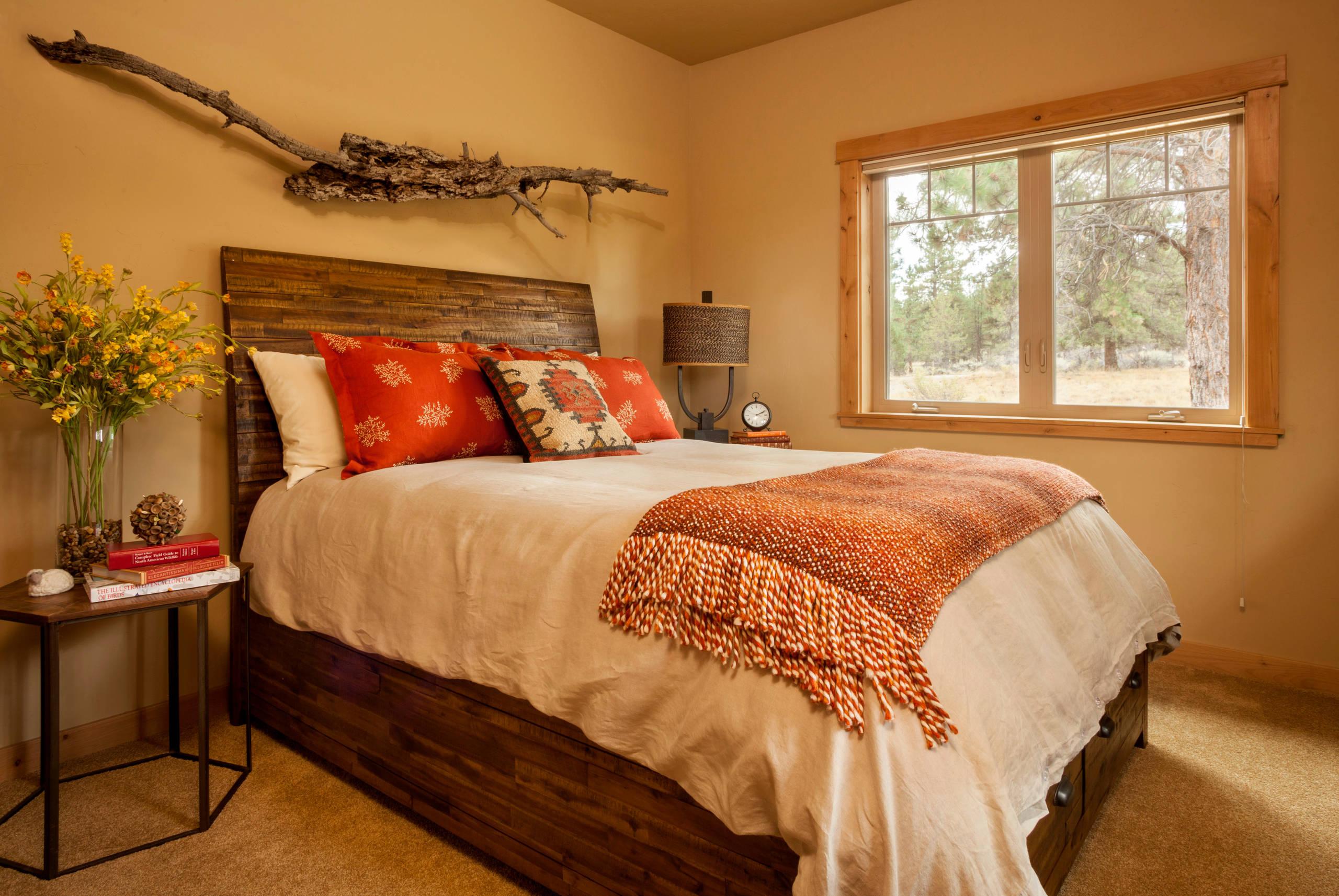 Rustic Interior Design by Lori Brock