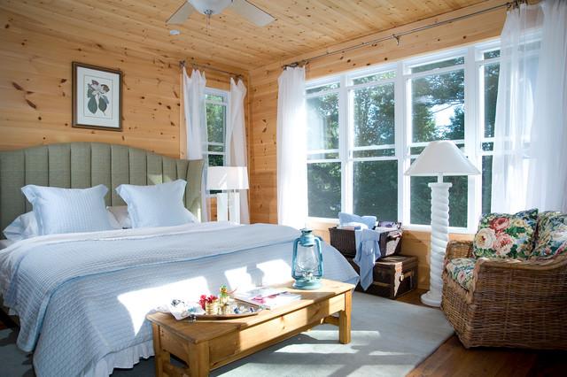 Rustic Modern rustic-bedroom