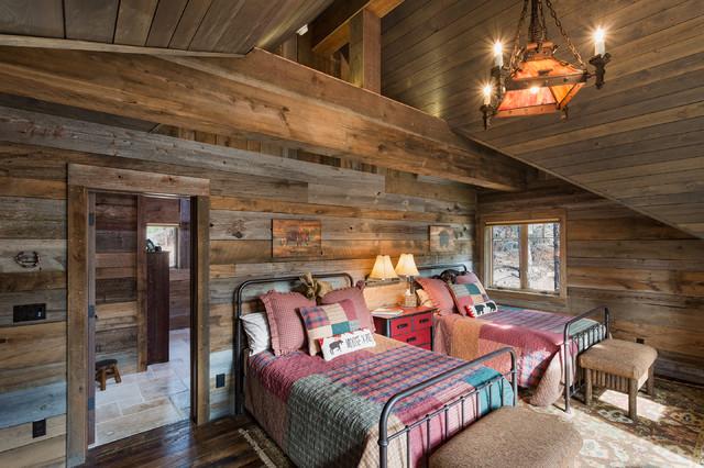 rustic riverside rustic bedroom albuquerque by kogan builders