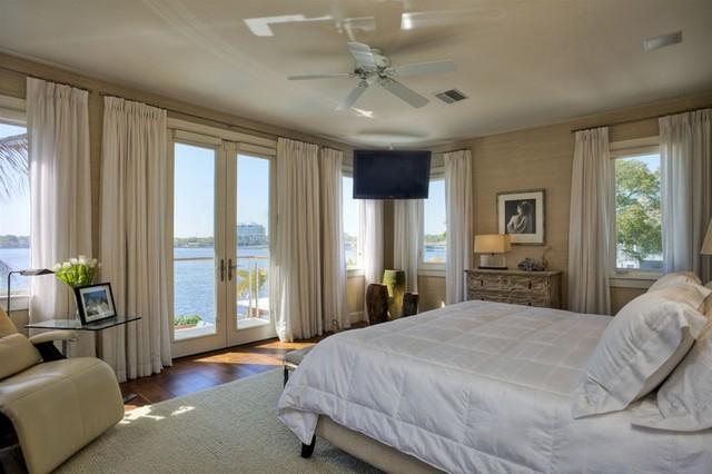 Davis Island Interior Detailing and Design contemporary-bedroom