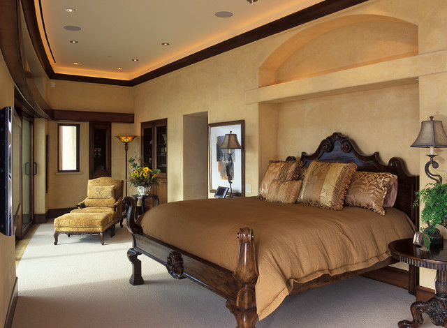 Saltwater House traditional-bedroom