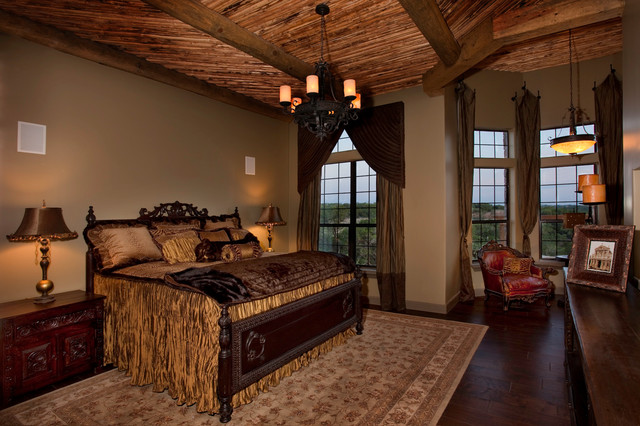 San Antonio Parade Of Homes Designs Mediterranean Bedroom Other By Calamity Jane 39 S