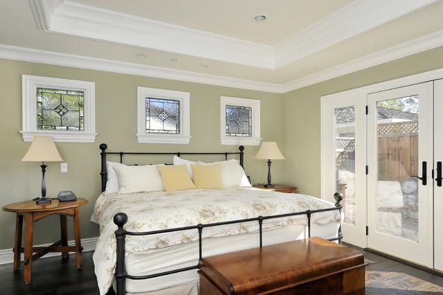 San Carlos Craftsman 2nd Story Addition craftsman-bedroom