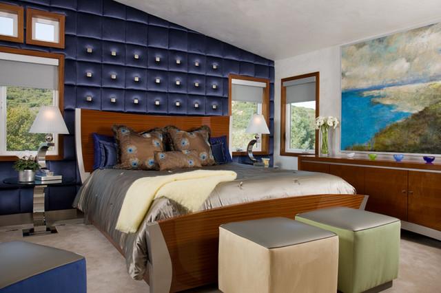 San Diego Contemporary Contemporary Bedroom San Diego By Luxury Ranch Interior Design