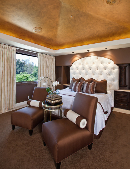 San Juan Capistrano project contemporary-bedroom