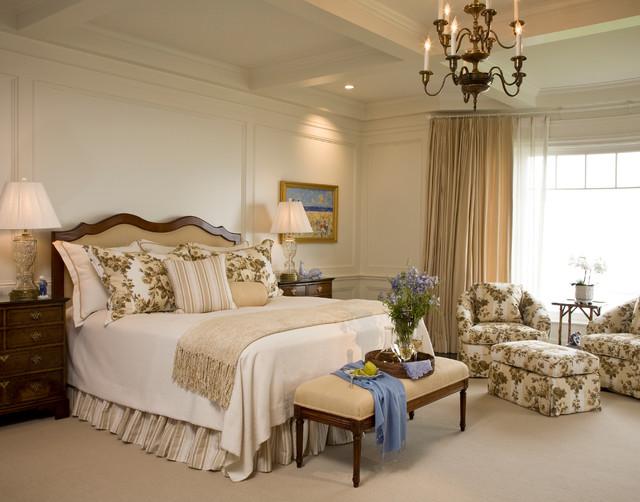 Santa Barbara Dutch Colonial Beach Style Bedroom Los