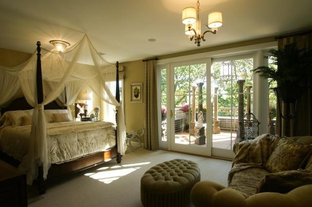 Saratoga springs condo master bedroom with terrace modern bedroom boston by bonacio Master bedroom with terrace