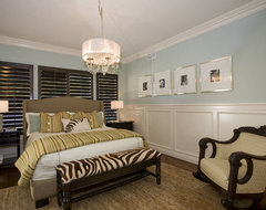Savvy Interiors- San Diego transitional-bedroom