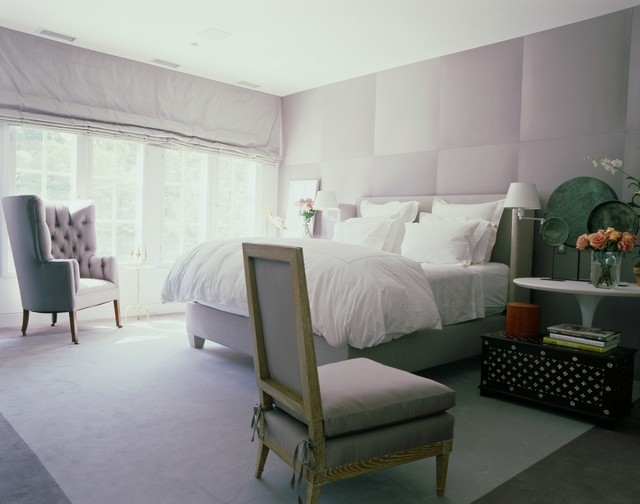 Scarsdale contemporary-bedroom