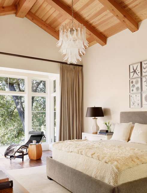 Scenic Drive Project contemporary-bedroom