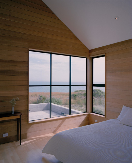 Sea ranch residence contemporary bedroom san for Nick noyes architecture