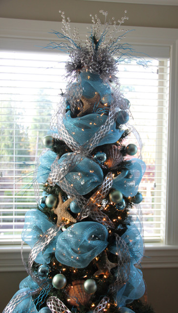 Sea Themed Christmas Tree