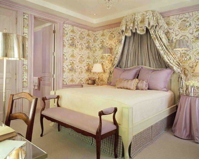 Seacliff Southern traditional-bedroom