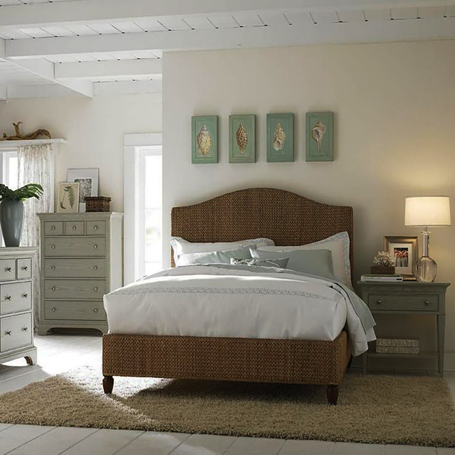 seagrass furniture beach style bedroom other metro