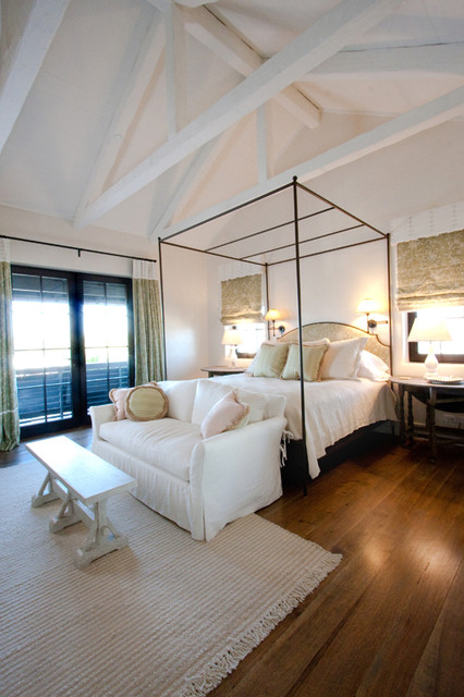 Seagrove, FL tropical-bedroom