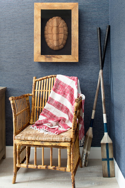 Rattan chair - trend revival