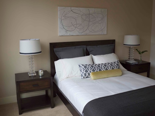 Seattle Condo Modern Bedroom Other Metro By