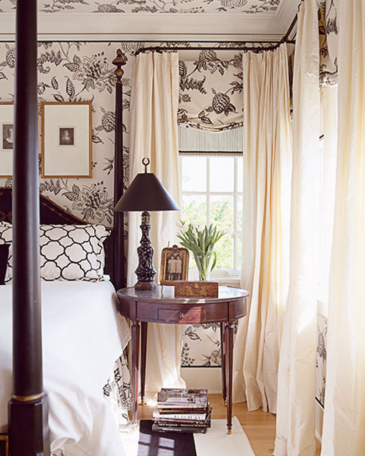 Seattle Master Bedroom traditional-bedroom