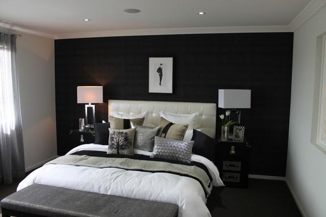Seavue qld contemporary bedroom brisbane by orbit for Bedroom furniture queensland