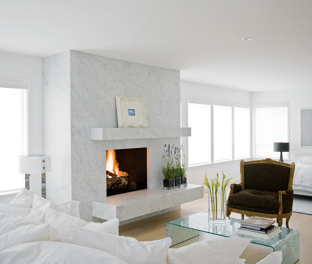 Second Avenue Residence - Contemporary - Bedroom - Seattle - by Stuart Silk Architects | Limited PS