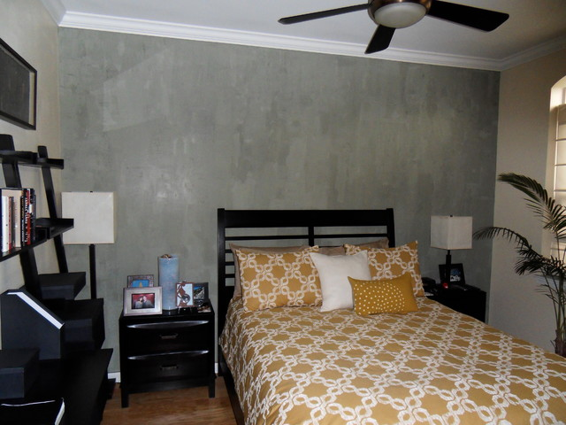 selections from recent jobs contemporary bedroom