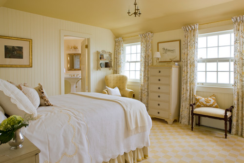 We Re Reminded Of Country Charm In This Guest Bedroom