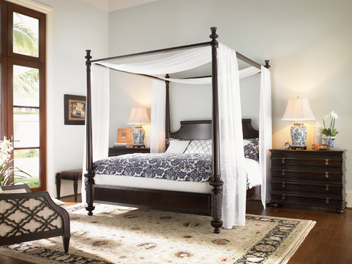 Four poster bed yes or no for Bedroom designs with four poster beds