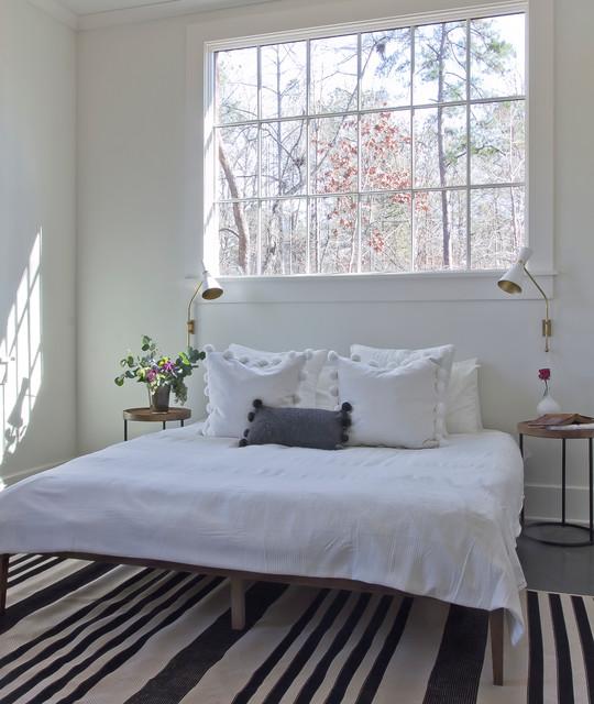 Serenbe Textile Loft scandinavian-bedroom