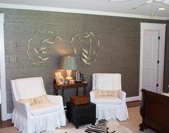 Serene Sanctuary transitional-bedroom