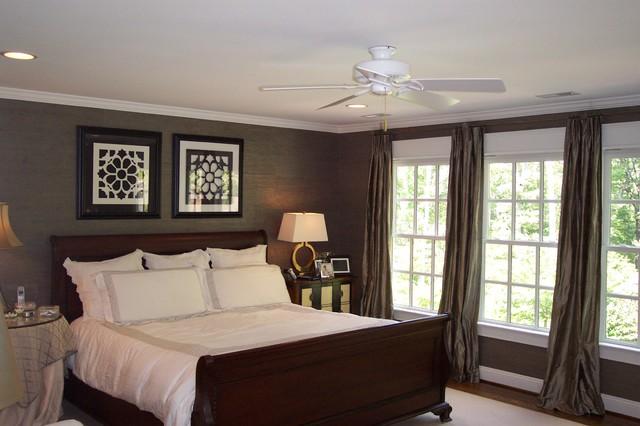 Serene Sanctuary traditional-bedroom