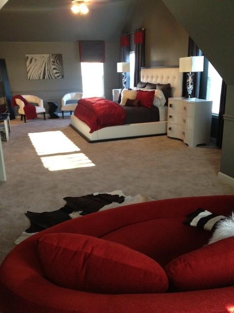 Sexy Bedrooms Contemporary Bedroom Atlanta By