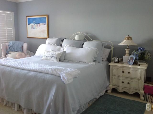 Shabby Chic shabby-chic-style-bedroom