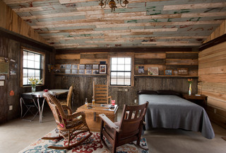 Shackup Inn Clarksdale Ms Rustic Bedroom Jackson