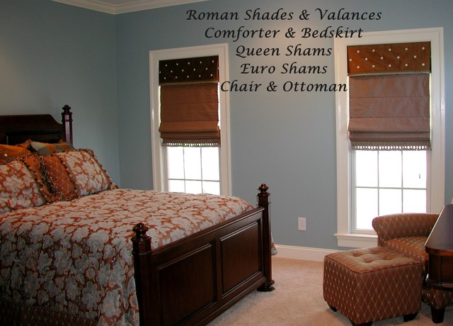 Shades eclectic-bedroom