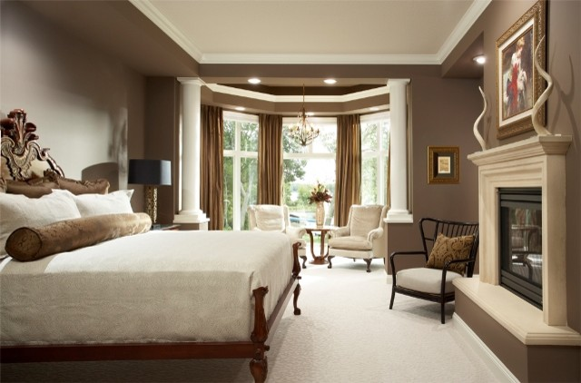 Shadywood Road Residence Master Bedroom Traditional Bedroom Minneapolis By Martha O 39 Hara