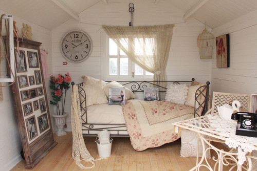 Garden Shed Ideas Shabby Chic