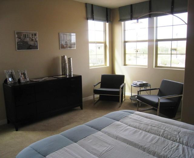 Shea Homes-Caletas at Blackstone contemporary-bedroom