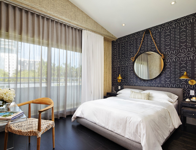 Shelborne townhouse contemporary bedroom miami by for Williams interior designs inc