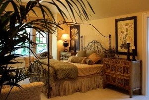 Shelburne Street of Dreams traditional bedroom