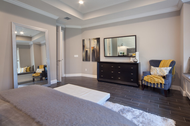 Sherbourne Circle   Transitional   Bedroom   Orlando   By ...