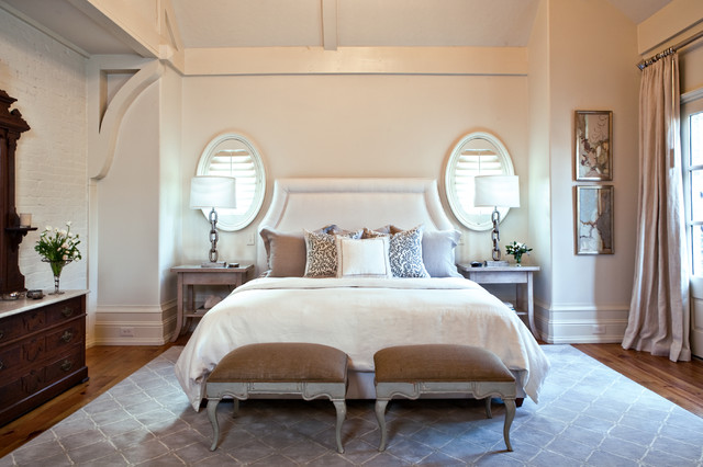 Sherry hart traditional-bedroom