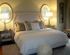 Sherry Hart eclectic-bedroom
