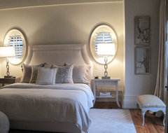 Sherry Hart eclectic-bedroom