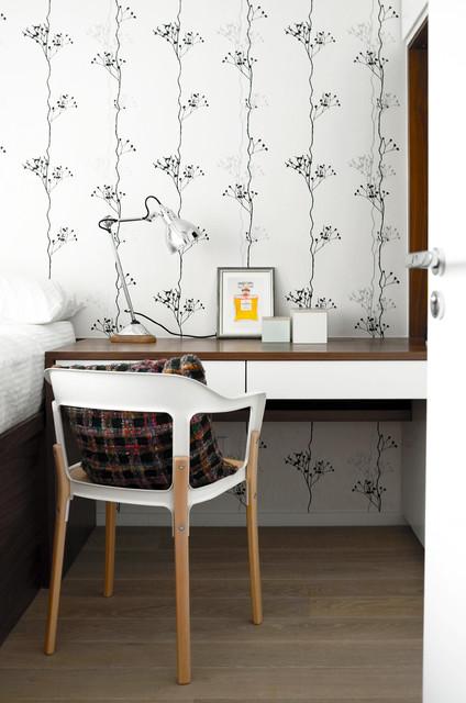 Sheryl modern bedroom hong kong by hoo interior design styling - Hoo showroom ...
