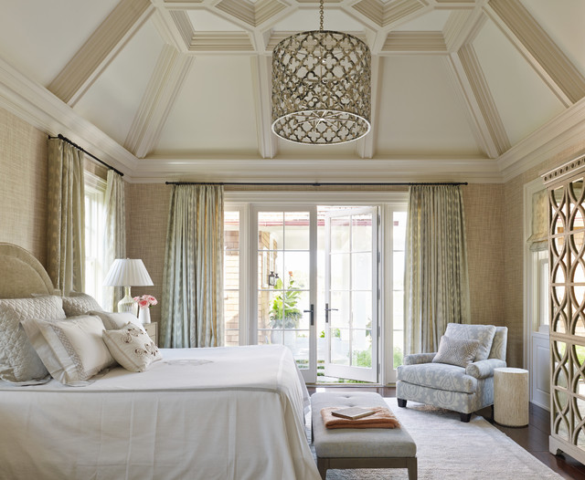 Shingle Style Victorian Bedroom Jacksonville By