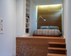 shoup residence + office compound industrial-bedroom